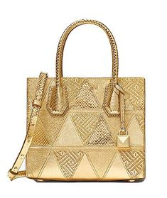 142989697de1 MICHAEL KORS ELLIS Sac à main et Sac Bandoulière/ Handbag and shoulder bag  MERCER GOLD
