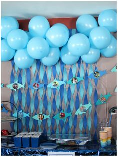 easiest party decoration ideas
