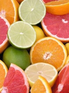 Citrus - Lemon, Lime, and Grapefruit
