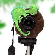 Lens Bling  CHAMELEON / Opaska na obiektyw kameleon