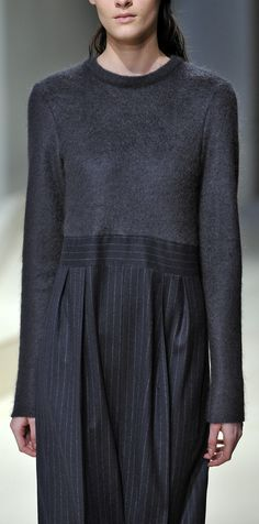 Some collection from Milan...make it? probs look like a sack on me...love the look