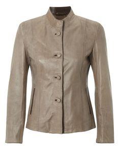 Ladies Jacket nappa
