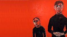 BBC - BBC Arts - Shani Rhys James: Red Ground II, 2014