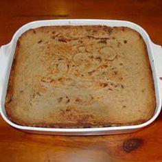 Baked Lithuanian Kugelis