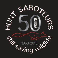 Hunt Saboteurs.