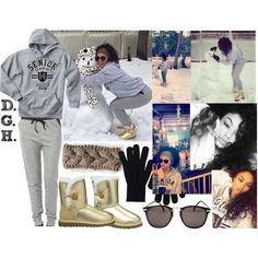 India & Cali., created by dopegenhope on Polyvore