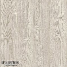 37 SD3602 Splendour Grandeco Tapete Holzoptik Helles Sand Grau