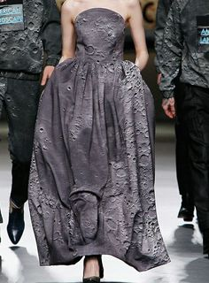 Moon gown by Ana Gonzales