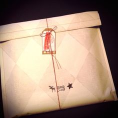 Plank van Plien - Gift wrapping Kerst