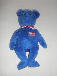 84dcb1af8e4 Original Ty Beanie Babies John the Bear NWOT - Retired Beanie Bears