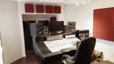 Studio control room 2017