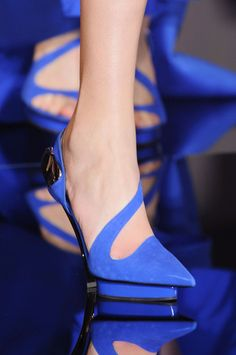 Versace Couture Details, Spring 2015 - Versace's Most Glamorous Couture Details of the Decade - Photos