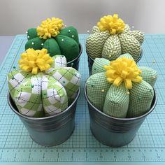 Alfiletero Cactus en