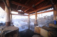 Niseko is home to dozens of onsen and it is one experience not to miss