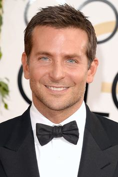 Los hotties de los Golden Globes: BRADLEY COOPER