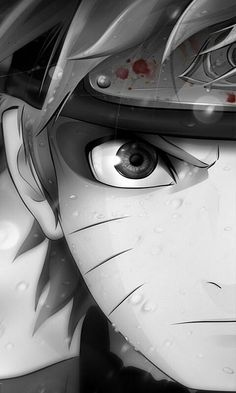 Naruto everywhere! For example this is my wallper on phone :3 thy not to love him!