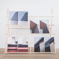 Commissioned by COS, architectural photographer Nina Band has created a series of prints that study shape and form, pairing original photography with almost identical paper reconstructions. Discover the prints on display in selected store windows worldwide… Link in bio #NinaBandforCOS