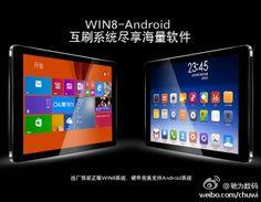 Interesante: Chuwi V10HD: una tablet de 10 pulgadas con soporte para Windows y Android