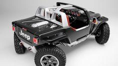 Concept Jeep - Jeep Hurricane