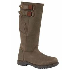 Senhoras Cowboy Western Joelho Alto Botas De Cano Alto 100% Couro Sapatos De Salto Médio Cravejado | eBay