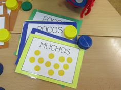 Escuela con Vida: Cuenta con Aurora, Clara y Vicenta Math Games, Maths, Aurora, Math Centers, Montessori, Homeschool, Education, Ideas Para, Tea