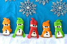 Easy Winter Dessert for Kids