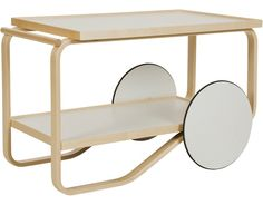 Tea Trolley 901: Remodelista