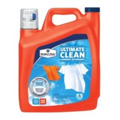 Sam's Club - Member's Mark Ultimate Clean Liquid Laundry Detergent (177 fl. oz., 115 loads)