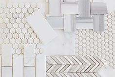 Tile suggestions (apparently Floor and Decor is a great inexpensive place to get them)
