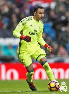 Keylor Navas Good Soccer Players, Football Players, Fotos Real Madrid, Real Madrid Football Club, Soccer World, Best Player, Goalkeeper, World Cup, People