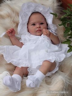 Lily by Linda Murray & Ultra Suede Cloth Body & Belly Plate - Online Store - City of Reborn Angels Supplier of Reborn Doll Kits and Supplies Life Like Baby Dolls, Life Like Babies, Real Baby Dolls, Realistic Baby Dolls, Little Babies, Bb Reborn, Reborn Baby Girl, Reborn Baby Dolls, Baby Born