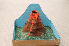 Montessori Beginnings: Volcanoes