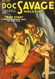 R.G. Harris' Doc Savage