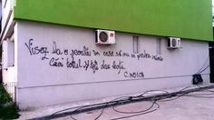 Schimbari Street Art, Neon Signs, Words, Quotes, Life, Quotations, Qoutes, Quote, Shut Up Quotes