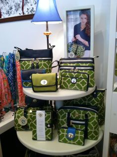 #Spartina 449  Spartina's Serendipity line looks fresh and crisp in Martinangel!
