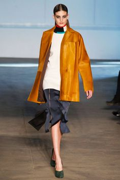 See our five favorite looks from Derek Lam. Click for more of our picks!