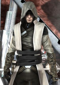 The Force Unleashed Jedi Adventurer Robe