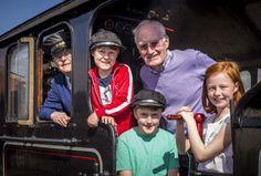 EDINBURGH, Scotland, 2016-Nov-03 — /Travel PR News/ — Volunteers and staff at the Bo'ness & Kinneil Railway and Museum of Scottish Railways are ce