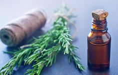 Home Remedies For Skin Tightening - Rosemary Oil For Skin Tightening