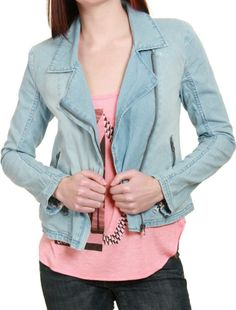 "Element ""Bloom"" light weight jacket. 100% cotton. $88"