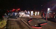 Acidente de trânsito deixa sete mortos na BR-287 em Santa Maria