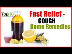 Coughing is one of the most common health problems. When there is a blockage or