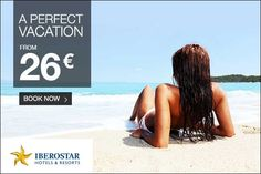Travel And Tourism, Hotels And Resorts, Iberostar, Vacation, Internet, Car Rental, Travel Agency, Nice Beach