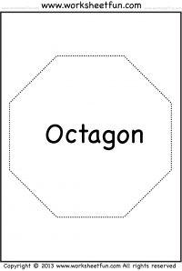 Shapes -Pentagon, Hexagon, Heptagon, Octagon, Nonagon, Decagon- 11 ...