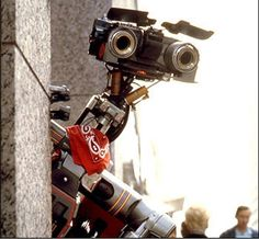 Short Circuit (1986)- Number 5/Johnny 5
