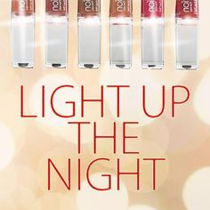 Pure Illumination Light Up Lip Gloss by The Lano Company Pure Cosmetics, Hydrating Lip Balm, Fiber Lash Mascara, Lip Gloss, Light Up, The Balm, Lips, Pure Products, Night