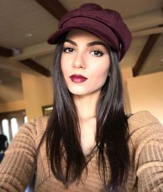 """( ☞ 2017 ★ CELEBRITY WOMAN ★ VICTORIA JUSTICE """" Pop ♫ """" ) ★ ♪♫♪♪ Victoria Dawn Justice - Friday, February 19, 1993 - 5' 5½"""" 117 lbs 34-23-32 - Hollywood, Florida, USA."""
