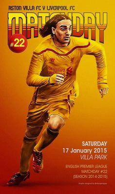 Matchday January 17, 2014 Villa 0 - 2 LFC