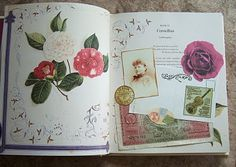 Glue Book - Another inpirational page