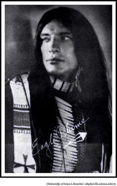 Charles Eagle Plume America's Foremost Indian Dancer and Authentic Interpreter of Indian Lore, Life and Culture.